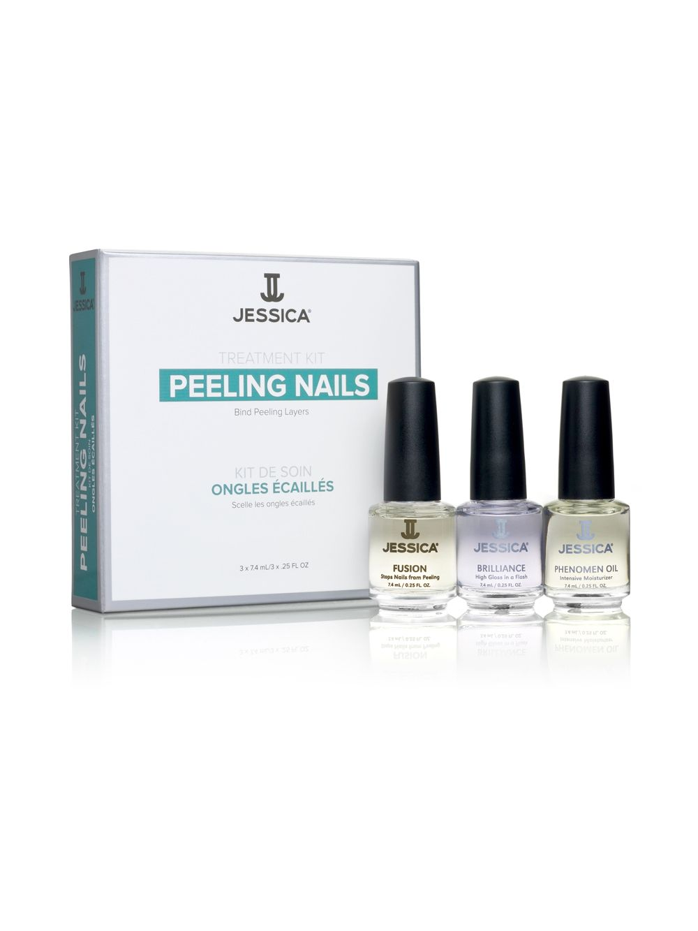 Peeling Nails Treatment Kit - Jessica Cosmetics