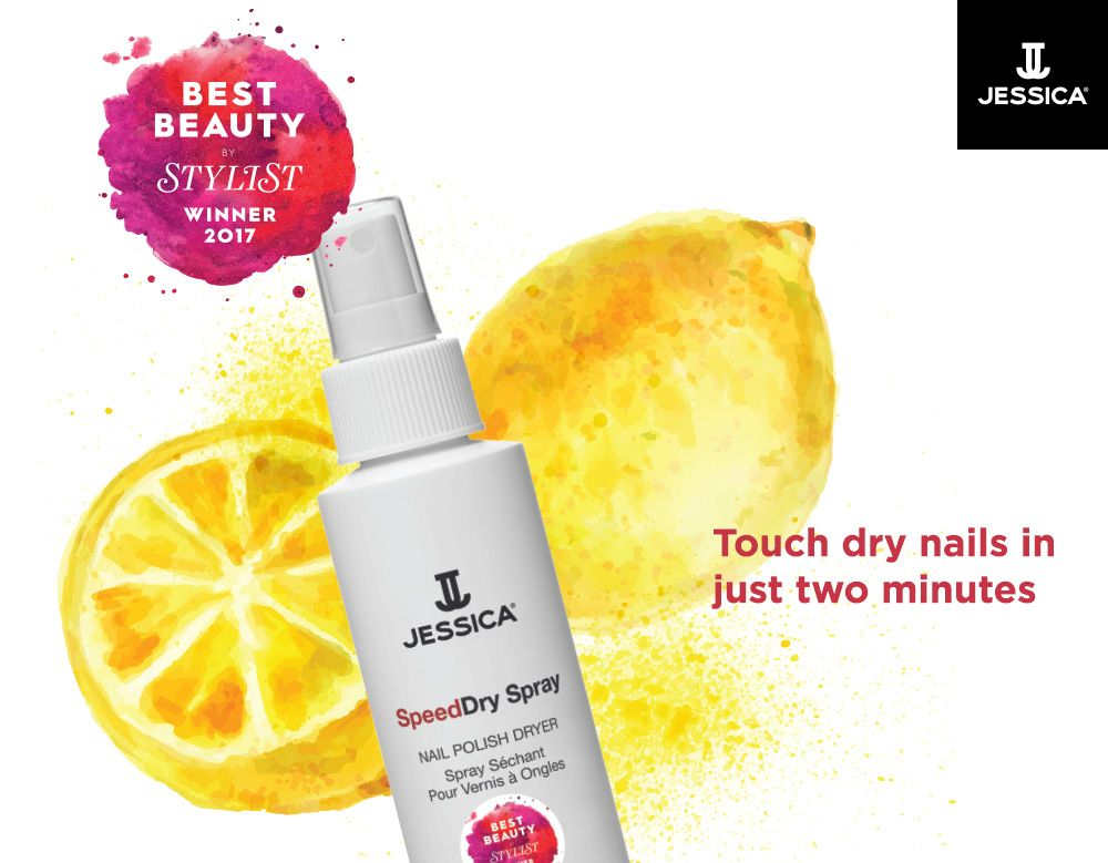 Jessica speed dry spray