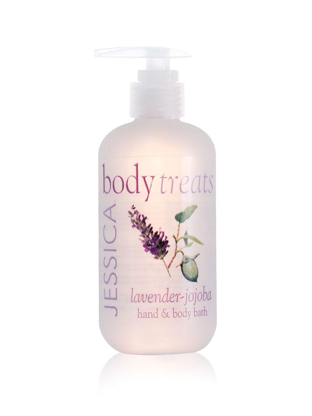 Bath Lavender Jojoba8oz