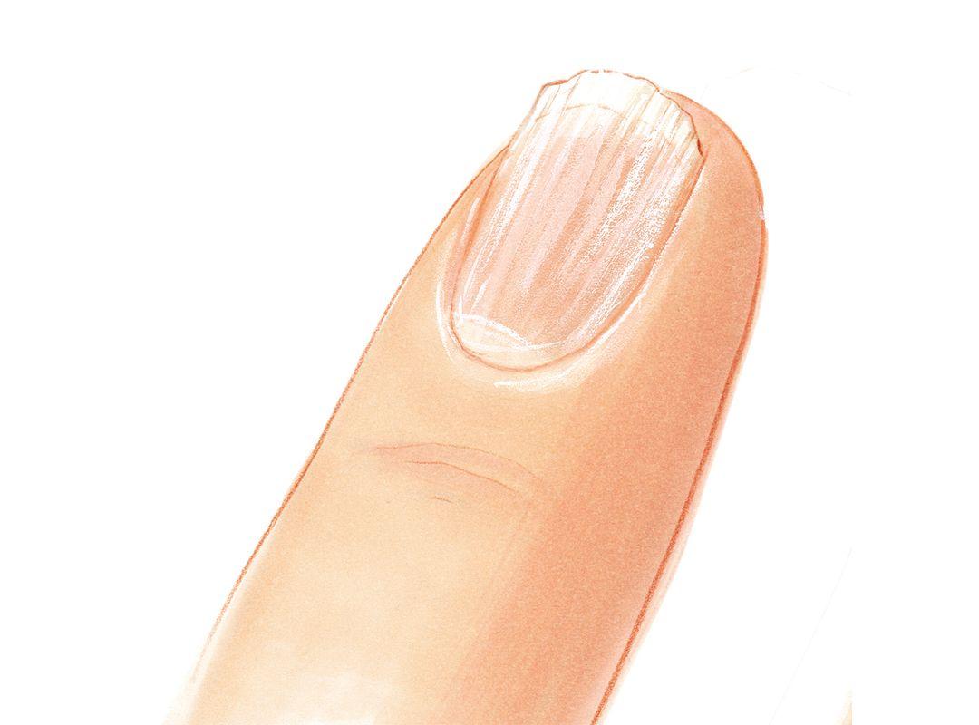Jessica Nails Analysis Dry