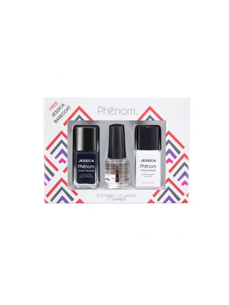 Jessica Phenom Gift Set Blue Blooded
