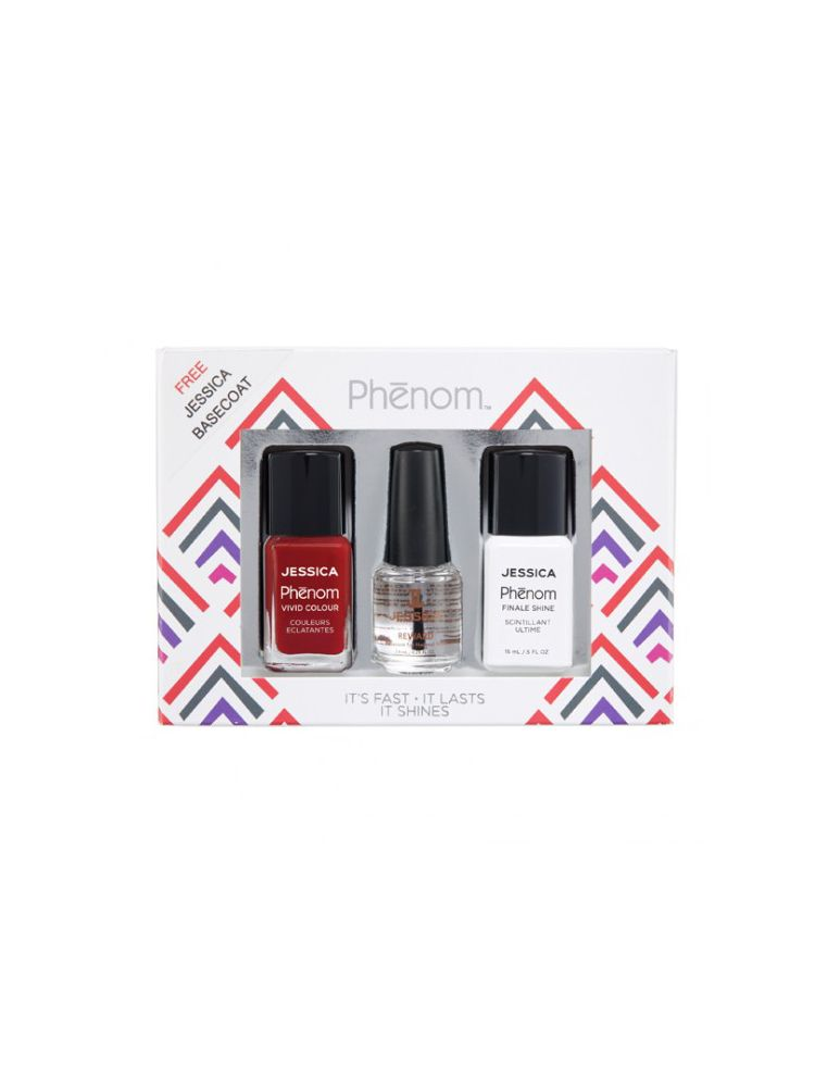 Jessica Phenom Gift Set Jessica Red