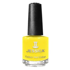 Yellow Custom Colour Nail Polish