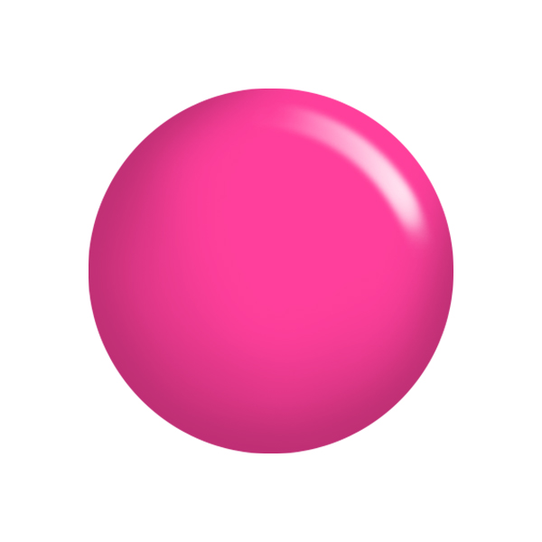 Jessica Fluorescent Flamingo Nail Polish Swatch Pink