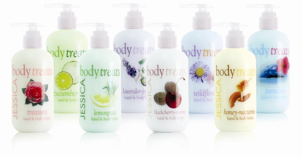 Jessica Body Treats Body Care